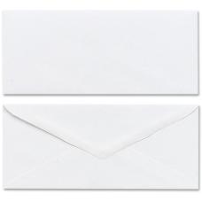 Mead Plain White Envelopes Business 10