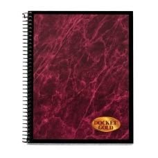 TOPS Docket Gold Project Planner 6