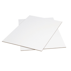 Partners Brand White Corrugated Sheets 24