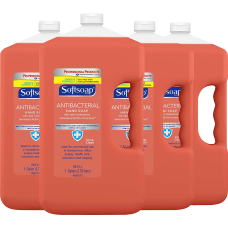 Softsoap Antibacterial Liquid Hand Soap Orange