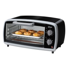 Oster Toaster Oven BlackSilver