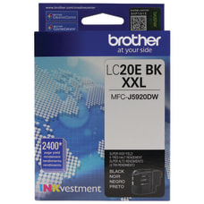 Brother INKvestment LC20EBK Extra High Yield