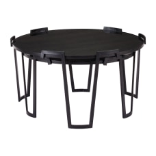 Zuo Modern Nesting Coffee Tables Round
