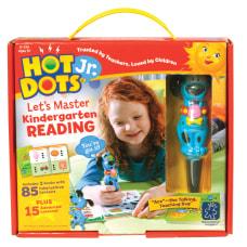 Hot Dots Kindergarten Reading Set Interactive