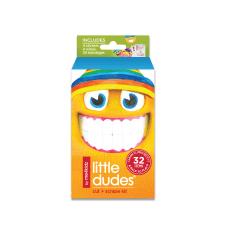 me4kidz Little Dudes 32 Piece Cut