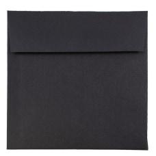JAM Paper Square Linen Envelopes 6