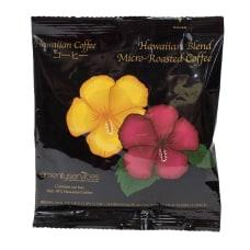 Hawaiian Blend Ground Coffee Filter Single