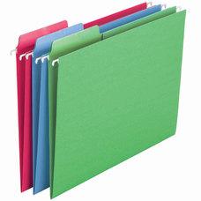 Smead Erasable FasTab Hanging Folders Letter