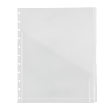 TUL Discbound Pocket Tab Dividers Letter