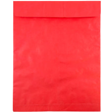 JAM Paper Tyvek Open End Envelopes
