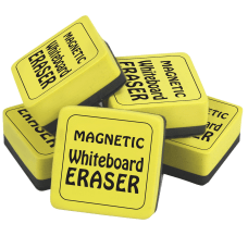 The Pencil Grip Magnetic Whiteboard Erasers