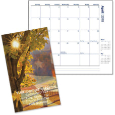 Full Color Monthly Calendar