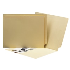 Smead Shelf Master End Tab Folders