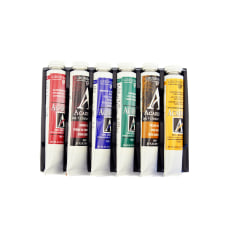 Grumbacher Academy Oil Set Basic Assorted