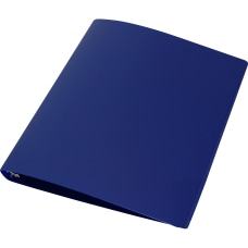 Samsill Poly Binder 1 Rings Blue