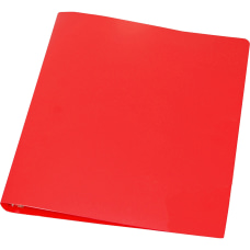 Samsill Poly Binder 1 Rings Red