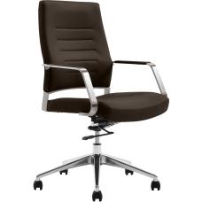 StyleWorks Milan Mid Back Chair Terra