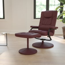 Flash Furniture Contemporary Recliner With Wrapped
