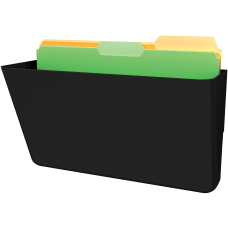 Deflect O DocuPocket Letter Size Wall
