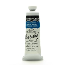 Grumbacher P309 Pre Tested Artists Oil
