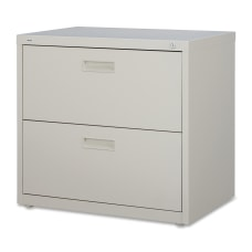 Lorell 30 W Lateral 2 Drawer