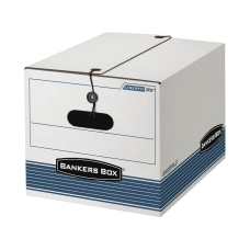 Bankers Box StorFile Storage File Boxes