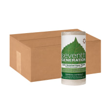 Seventh Generation Natural Paper Towels 11
