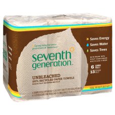 Seventh Generation 2 Ply Paper Towels