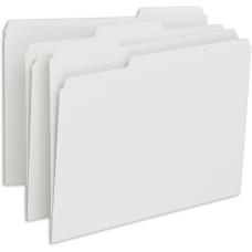 Smead File Folders with Single Ply