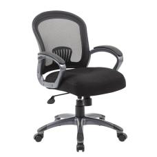 Boss Mesh Mid Back Task Chair