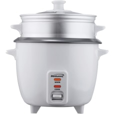 Brentwood 5 Cup Rice Cooker With