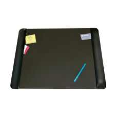 Artistic Executive Desk Pad With Antimicrobial