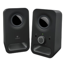 Logitech Z150 2 Piece Speakers Black
