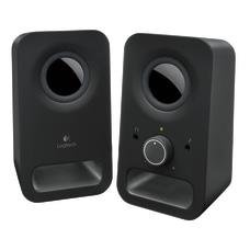 Logitech Z150 2 Piece Speakers Black