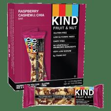 KIND Raspberry Cashew Chia Bars 16
