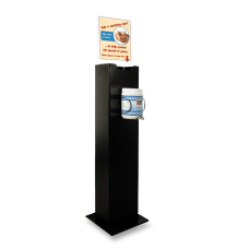 Buddy 30percent Recycled Hand Wipe Station
