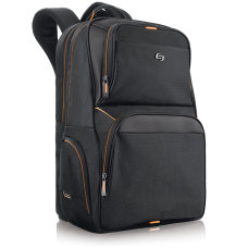 Solo Urban Laptop Laptop Backpack BlackOrange