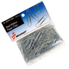 Recycled Paper Clips 1 38 Silver