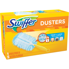 Swiffer Unscented Duster Kit 5 piecesKit