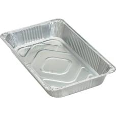 Genuine Joe Full size Disposable Aluminum