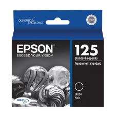 Epson 125 T125120 DuraBrite Ultra Black