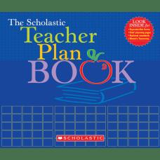 Scholastic Teacher Plan Book
