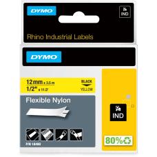 DYMO Rhino Flexible Nylon Labels DYM18490