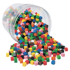 Learning Resources Centimeter Cubes 1 Cm