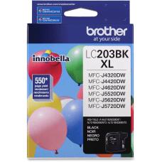 Brother LC203BK XL High Yield Black