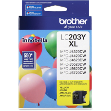Brother Genuine Innobella LC203Y High Yield