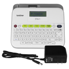 Brother PT D400AD Label Maker with