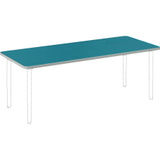 HON Build Rectangular Table Top 1