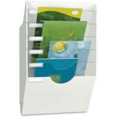 CEP Reception 6 Compartment Wall File