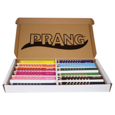 Prang Groove Colored Pencils 33 mm